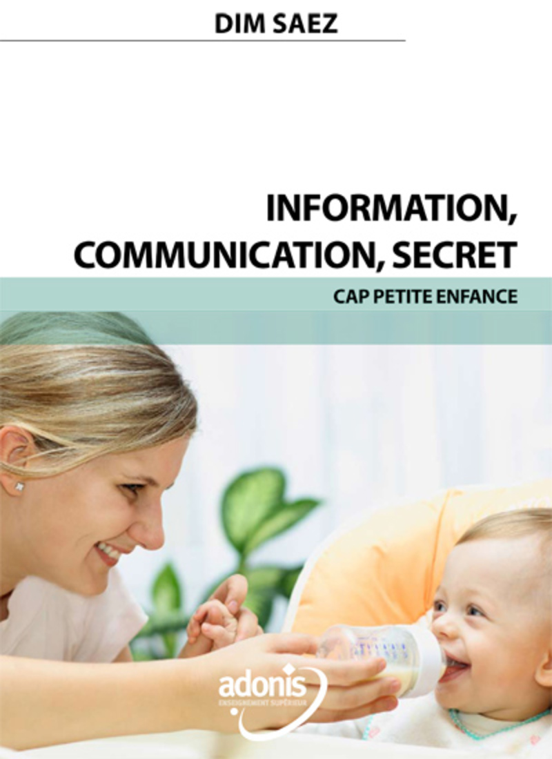 CAP PE - Information - communication - secret